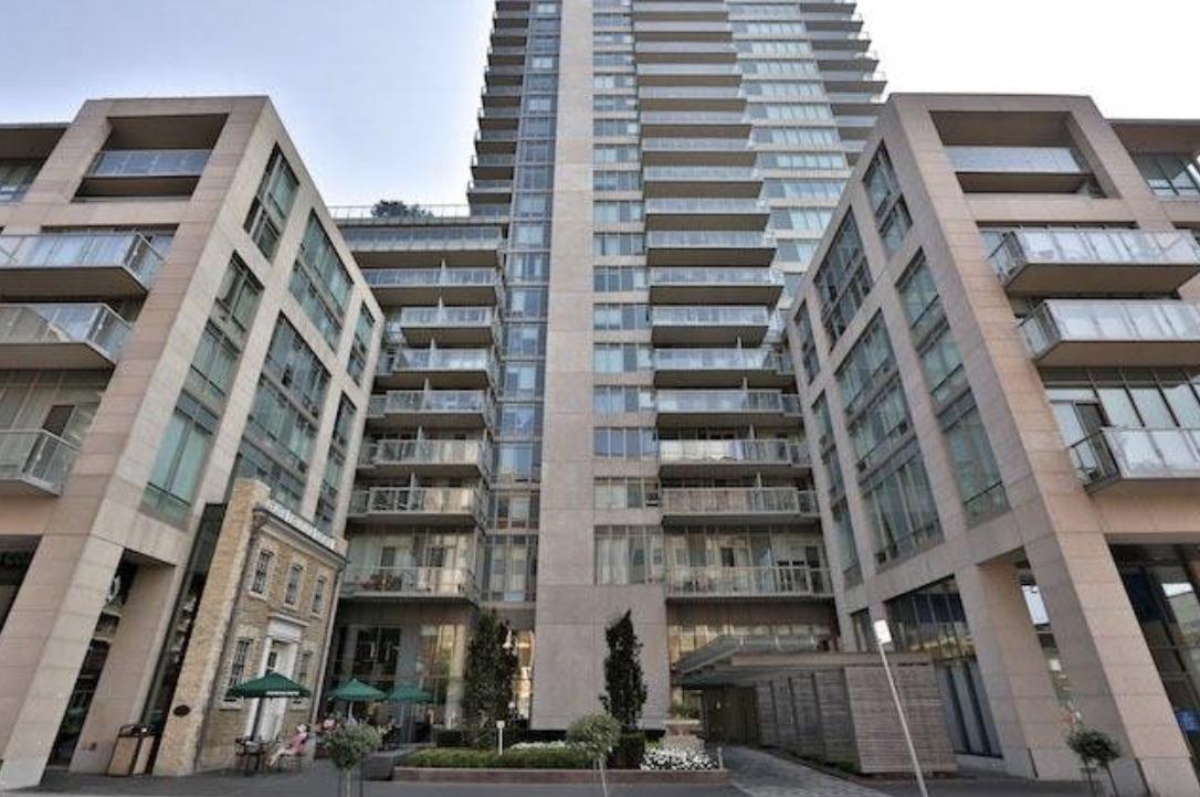 1 Bedford luxury Signature Suite Luxury condo building exterior
