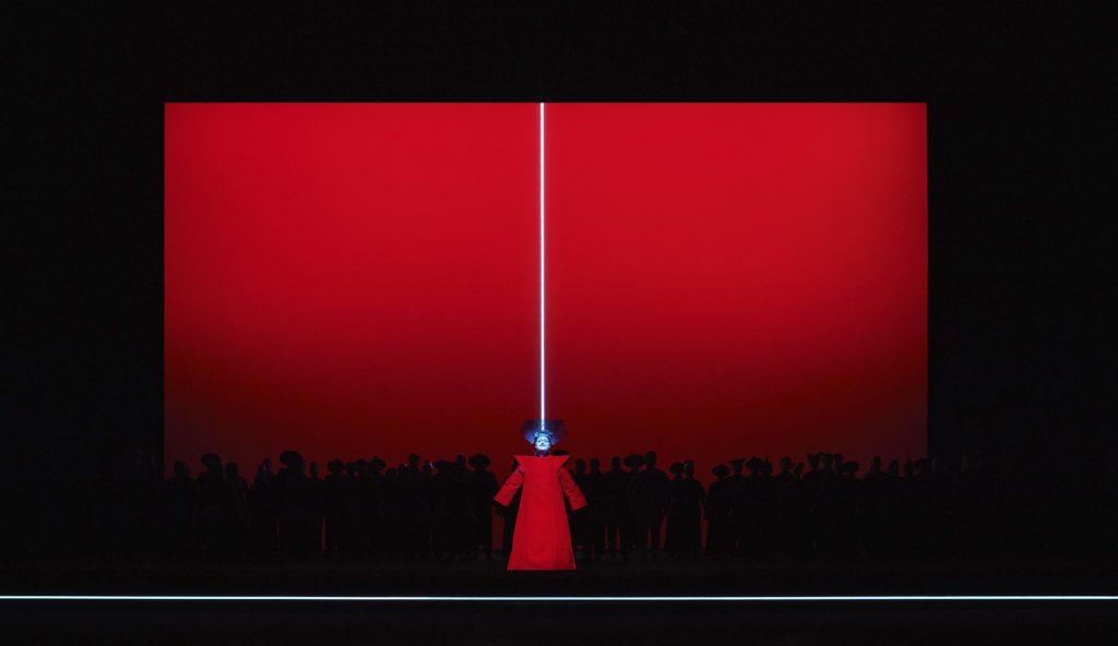 Beautiful, Minimalist, Challenging: Puccini's Turandot in Toronto