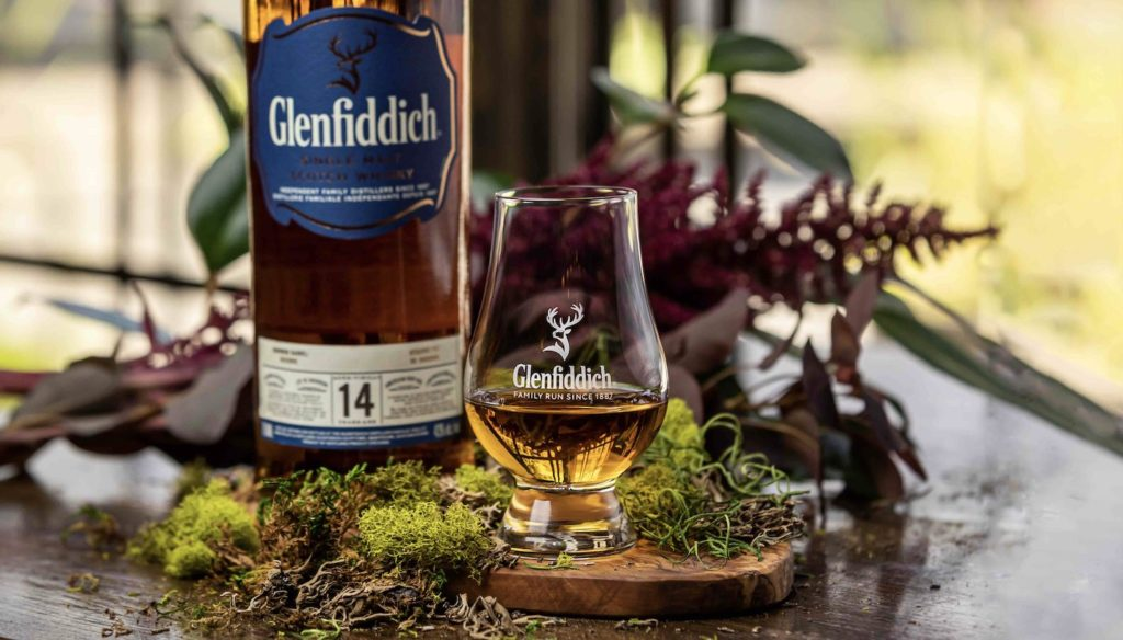 Glenfiddich 14 Year Barrel Reserve – Scotland Born, American Accent