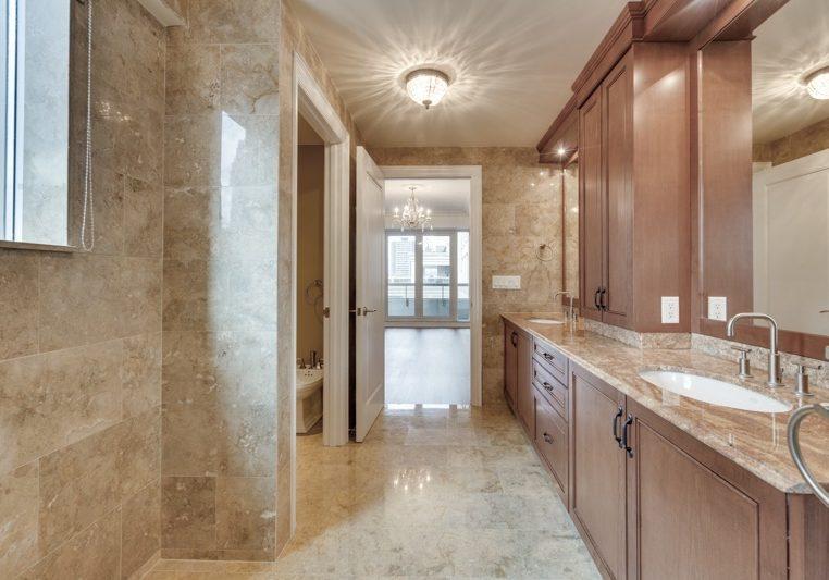 The Regency Yorkville condo luxury bathroom